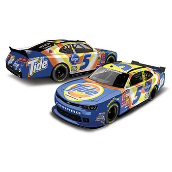 "2014 Kevin Harvick 1/64th Tide ""Nationwide Series"" Pitstop Series car"