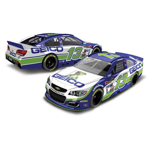 2016 Casey Mears 1/64th Geico Pitstop Series car