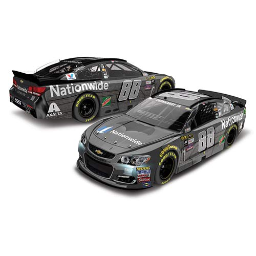 "2016 Dale Earnhardt Jr 1/64th Nationwide Insurance ""Batman"" Pitstop Series car"