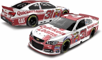 2014 Ryan Newman 1/64th Quicken Loans Pitstop Series car