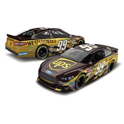 2014 Carl Edwards 1/64th UPS Pitstop Series car